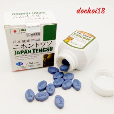 thuốc uống cương dương japan tengsu