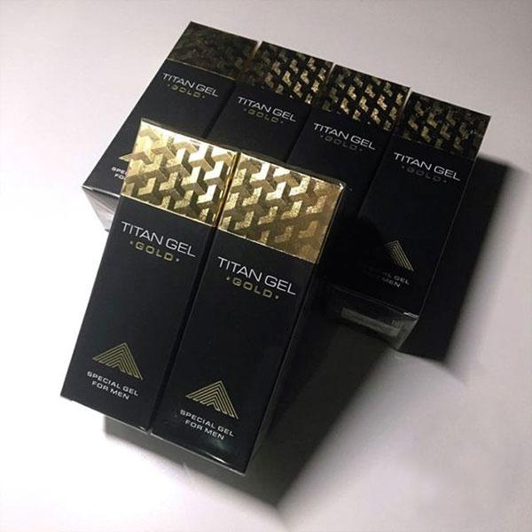 gel titan gold giá rẻ