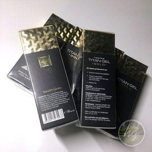gel titan gold rẻ