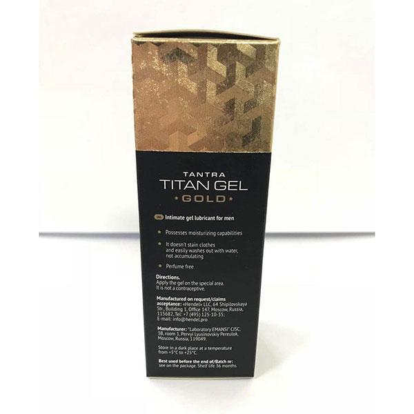 gel titan nhãn vàng giá rẻ